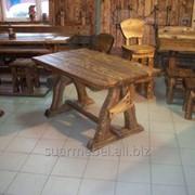 Стол под старину Суар Мебель 018 фото