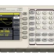 Функциональный генератор (1 мкГц - 10 МГц, 1 канал, модуляция: AM, FM, PM, ASK, FSK, PWM etc.) SDG810 фото