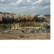 Производство буровзрывных работ и специальных взрывных работ в строительстве фото