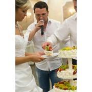 Проведение свадеб Ведущий Алексей Акопов фото