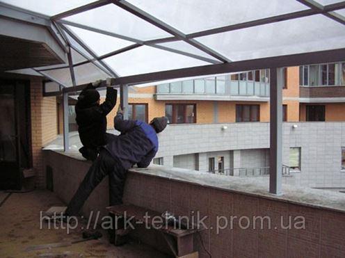 Монтаж балкона в москве (устройство балконов, лоджий) - роле.