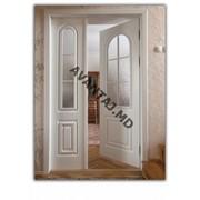 Классическая дверь MDF, арт. 19 фото