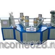 Машина для изготовления картонных туб JY-200B фото