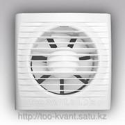 Вентилятор Era 5S-02 осевой вытяжной с антимоскитной сеткой шнуровым тяговым выключателем фото