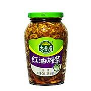 Готовый салат редька бамбук соус Ji Xiang Ju 426 мл фото