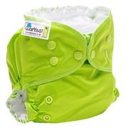 Многоразовый подгузник GlorYes! CLASSIC+ Зеленый 3-18 кг + два вкладыша фото