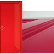Цветные двери фото