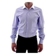 46336f16271 Рубашки верхние хлопчатобумажные фото