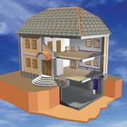 Монтаж централизованной системы пылеудаления (встраиваемые пылесосы) фото