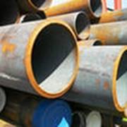Труба 426х16 ТУ 14-3Р-1128-2007 сталь 09Г2С фото