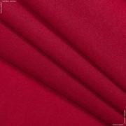 Ткань К/1 ВЕЛЮР 37/28 КРАСНО-ВИШНЕВЫЙ