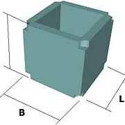 Стаканы фундаментные фото