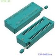 Панелька для микросхемы SCZP-40 фото