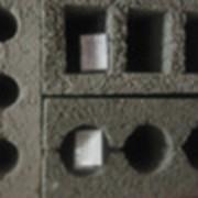 Шлакоблоки (отсев + цемент) фото