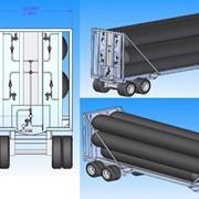 Система перевозки сжатого газа фото