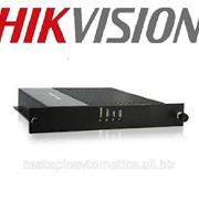 Передатчик видео по оптоволокну Hikvision 2 канальный DS-3A02T-A фото