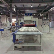 Оборудование для сборки и склеивания щитов и бруса фото