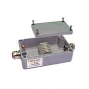Коммутационная коробка для подключения датчика веса фото