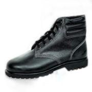 Ботинки кожаные Вулкан-М фото