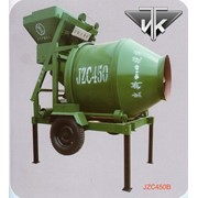 Бетоносмеситель(бетономешалка) JZC-450B фото