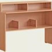 Стол-барьер библиотечный фото