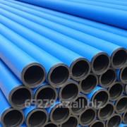 Труба водопроводная напорная из полиэтилена, ПЭ100 SDR26 - PN 6,3 - 630 мм фото