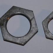 Контргайка стальная 50 ГОСТ 8968-75 фото