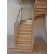 Лестница дизайн D085