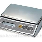 Весы общего взвешивания в компактном исполнении из нержавеющей стали PW фото