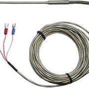 Термосопротивление ТС 0295.1-100М-200-(-50...+180С, под диаметр трубы 80мм.