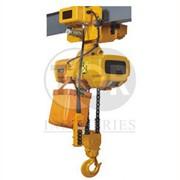 Таль электрическая цепная TOR HHBBSL01-01,1т 12 м фото