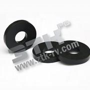 Уплотнение резиновое под радиатор трансформатора 65*25*10 фото