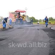 Дорожные работы, Володарского фото