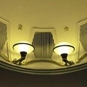 Реконструкция освещения фото