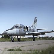 Модернизация самолета Л-39 от Одесского авиционного завода. фото