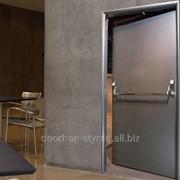 Противопожарная дверь DoorHan одностворчатая 990х2050 мм фото