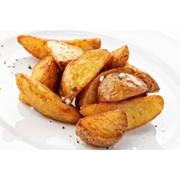 Доставка гарниров - Картофель дольками