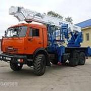 Автогидроподъемник ВИПО-36-01 шасси КАМАЗ-43118 (6х6) фото