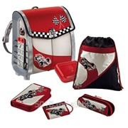 """Hama Step by Step """"Racer"""" школьный рюкзак, набор из 6 предметов, 1025828 фото"""
