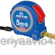 Рулетка измерительная 5 м, магнитный крюк KING TONY 79094-05M фото