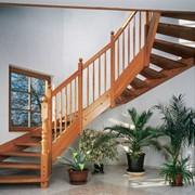 Лестницы на тетивах фото