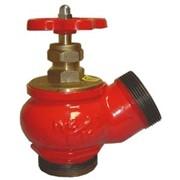Клапан пожарного крана КПЧ чугунный фото