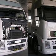 Кузовной ремонт грузовиков фото