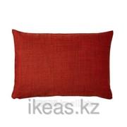 Чехол на подушку, оранжевый ИСУНДА фото