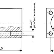 Корпуса керамические (фарфоровые) типа КФ для предохранителей на напряжение до 1000 В фото