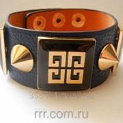Бижутерия кожаный браслет 354 фото