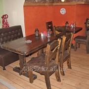 Изготовление мебели для баров фото