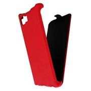 Чехол-флип HamelePhone для Lenovo K920 Vibe Z2 Pro красный фото