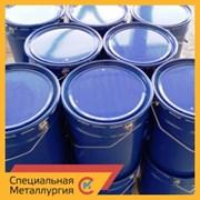 Эмаль НЦ-132 ГОСТ 6631 синяя 30 кг фото