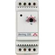 Терморегуляторы серии Devireg 330 для установки на DIN-рейку фото